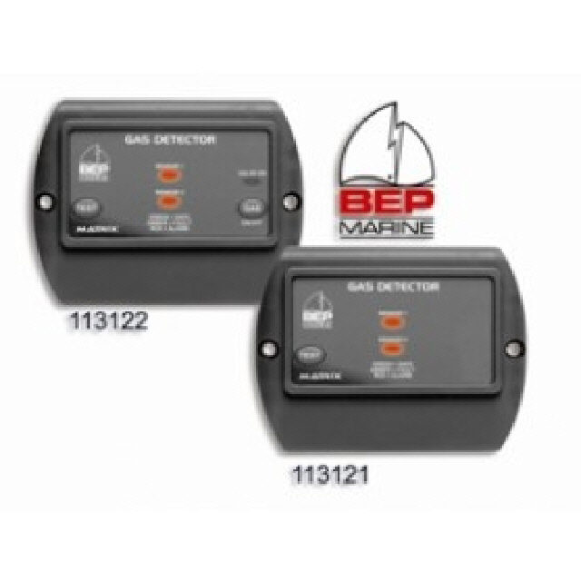 BEP Gas Detector - Single Sensor & LPG Cut Off Button (113122)