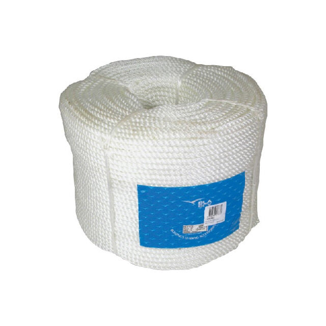 Silver Rope Coil 20mmx125m (144098)