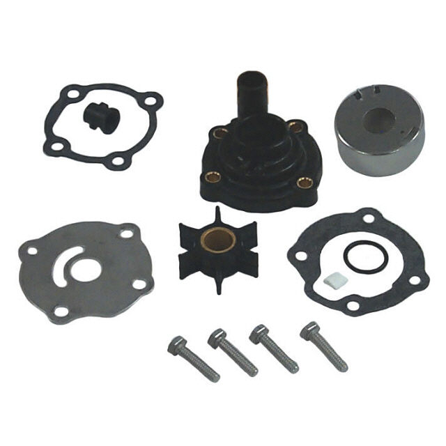 Water Pump Repair Kit with Housing for Johnson/Evinrude 395270, GLM 12060 - Sierra (S18-3383)