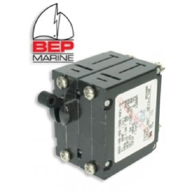 Circuit Breaker Airpax D-Pole 40a (113540)