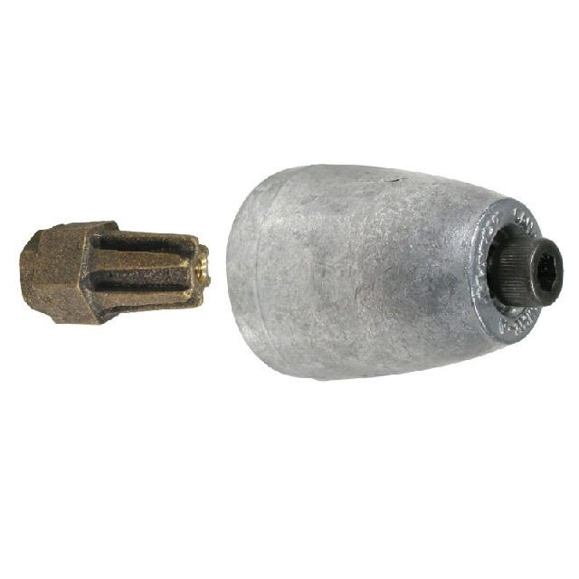 Anode Propeller Nut 3/4 Shaft 1/2unc (191450)