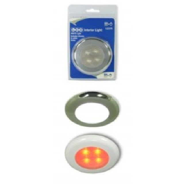 Light Interior Round White Led (122378)