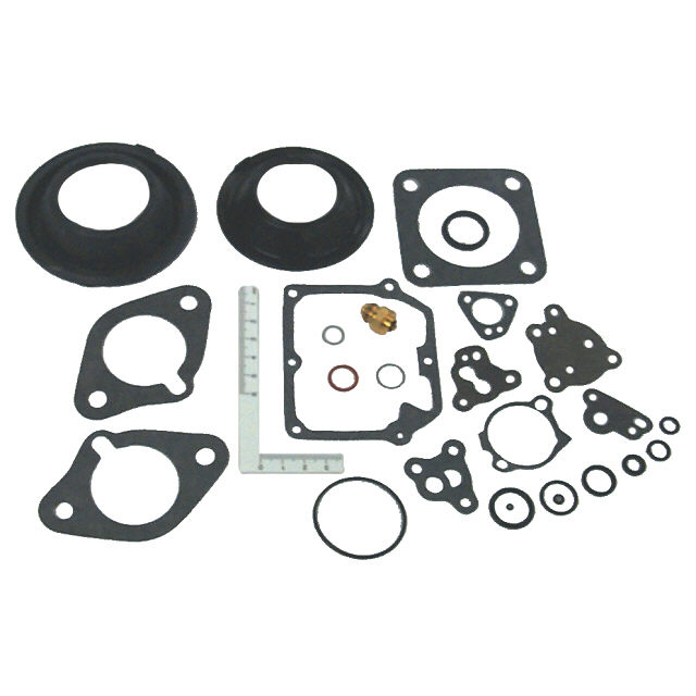 Carburetor Kit for Volvo Penta 875407-9, GLM 76105 76108 - Sierra (S18-7085)