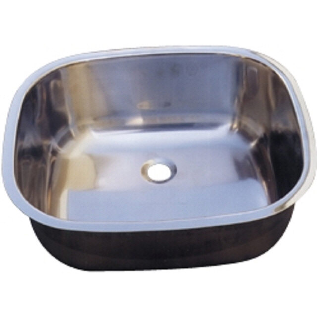 Sink rect stainless steel 350x300x160mm 135006 in for The galley sink price