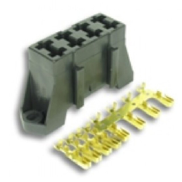 Stackable Blade Fuse Holder - 4 Way Blade Type (115718)
