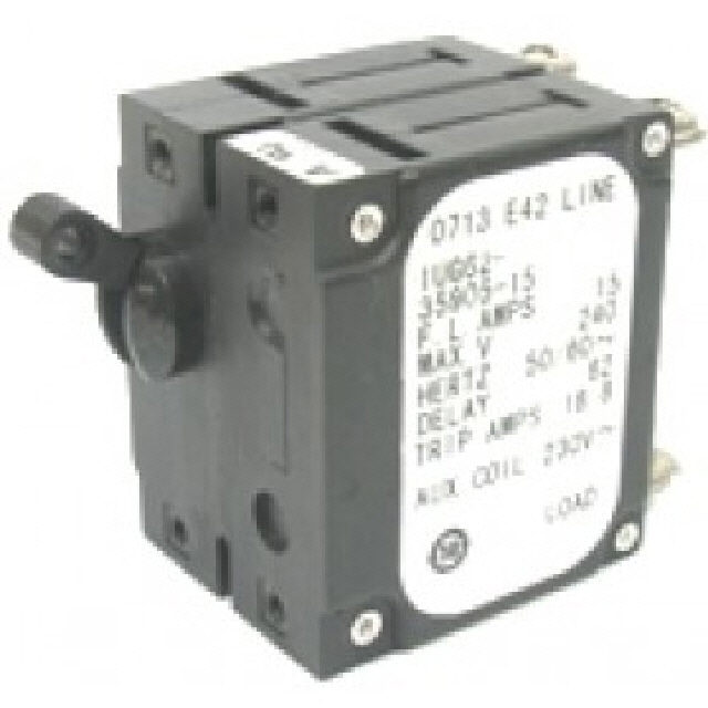 Breaker Reverse Polarity D-Pole 30a (113565)