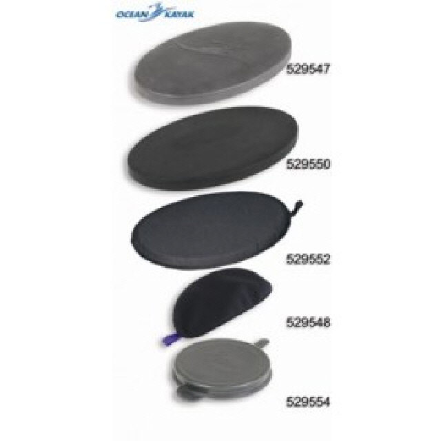 "Round 8"" Ocean Kayak Rubber Hatch Lid (529554)"