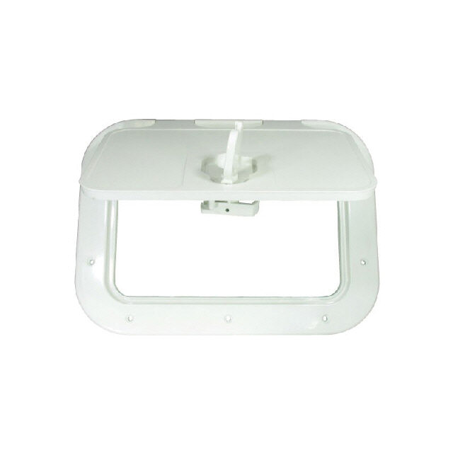 Hatch Access Luran Recessed White 280x380 (173402)