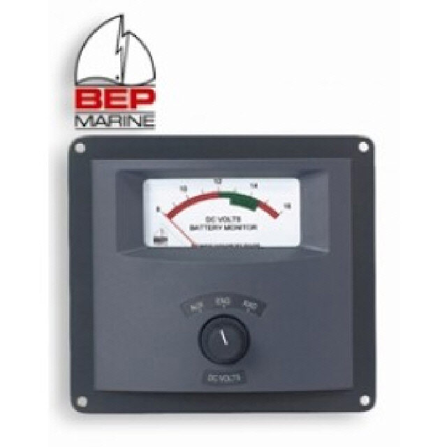 12 Volt Analogue Battery Condition Meter (113400)