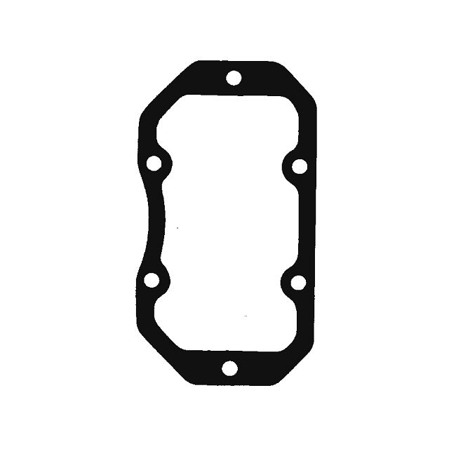 Water Passage Cover Gasket for Johnson/Evinrude 322858, GLM 34450 - Sierra (S18-2547)