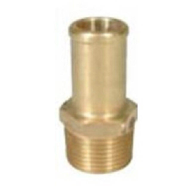 Hose Tail Bronze 32mm X 1 1/4 Npt (138022)