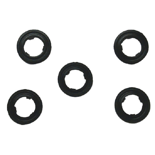 Drain Plug Gasket Set of 5 - Sierra (S18-8331)