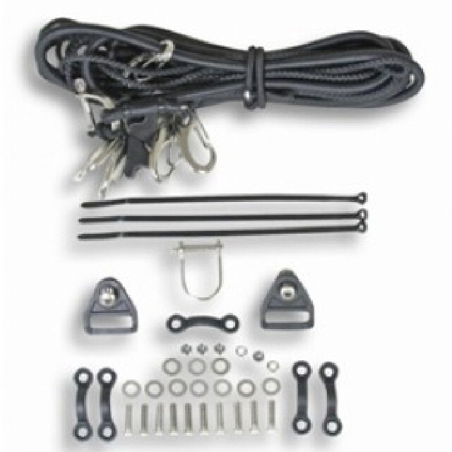 Cleat Set T/S Sail Control Lines (526190)