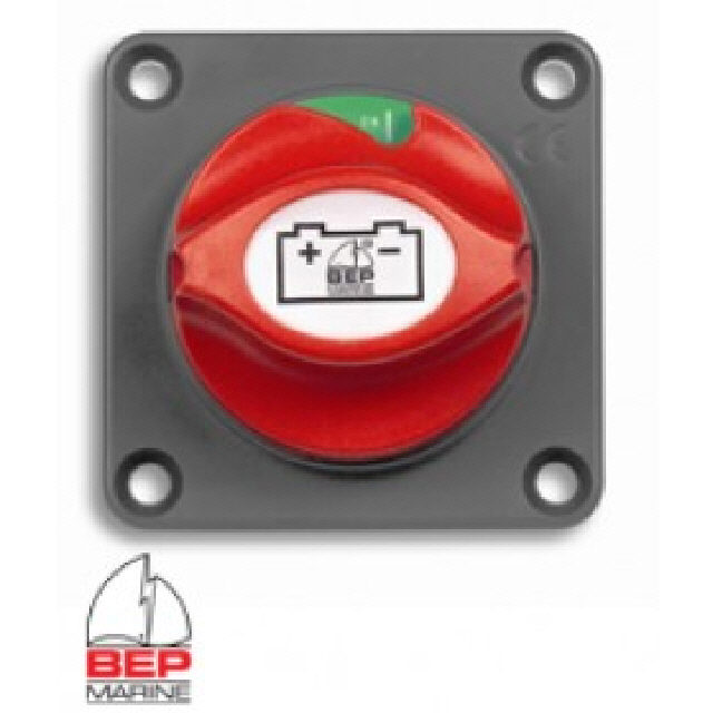 BEP Panel Mount Battery Master Switch (113548)