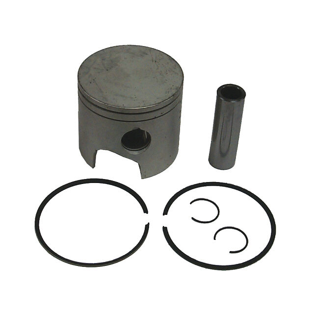 Standard Bore Piston for Johnson/Evinrude 393566, Wiseco 3018PS 3118PS, GLM 23800 - Sierra (S18-4122)