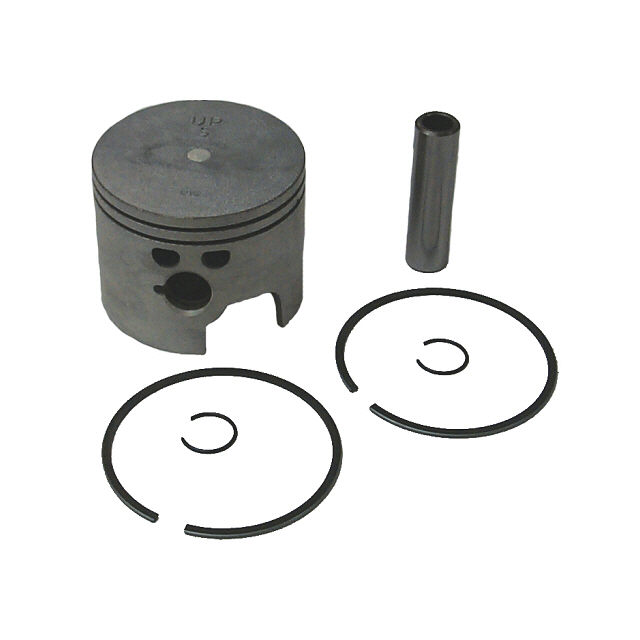 .015 OS Bore V6 Piston Kit - Sierra (S18-4638)