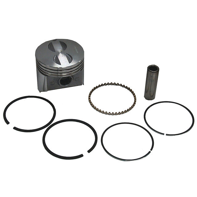 .020 OS Bore Piston - Sierra (S18-4183)