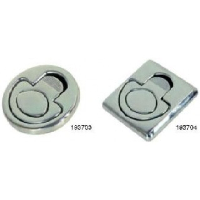Lift Ring Cast G316 Stainless Steel 51x52mm (193704)