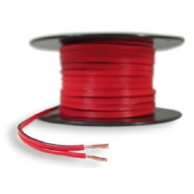 Wire Electric Twin Core Fig8 3mmx100m (115891)