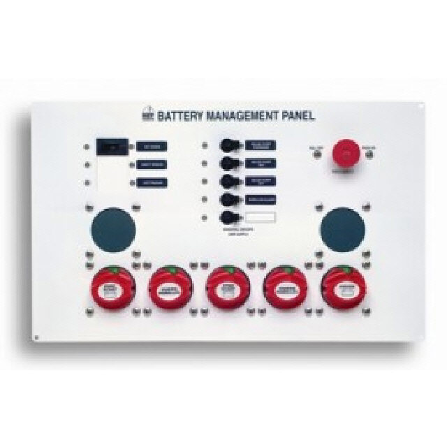 Battery Management Panel - 800-MS2 (113678)