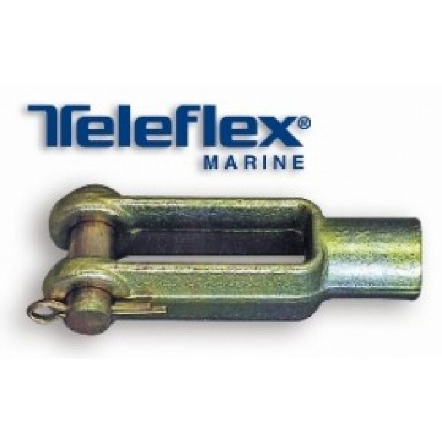 Clevis With 3/8 Pin (282552)