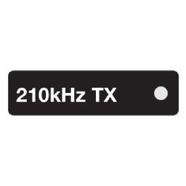 Label Set-14 Rect Bep Circuit Breaker Panels (113737)