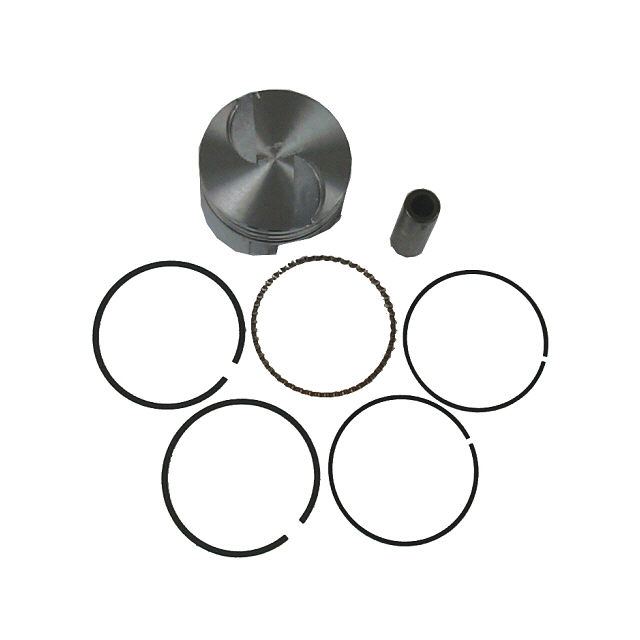 .030 OS Bore Piston - Sierra (S18-4134)