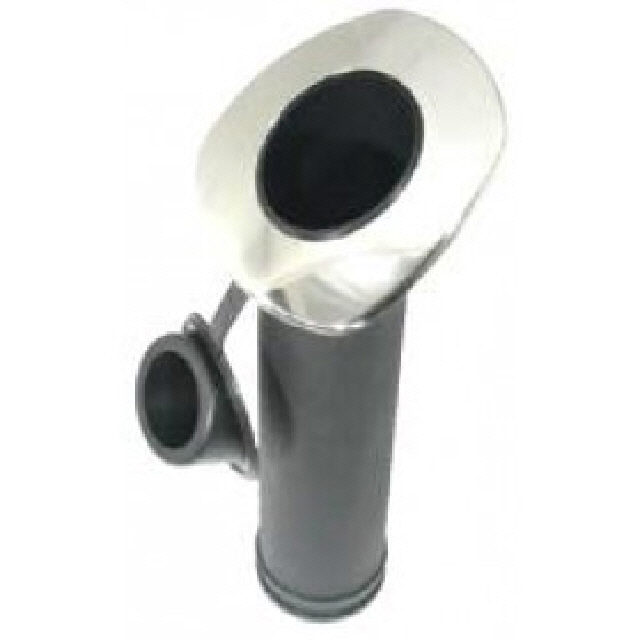 Rod Holder Flush C/W Cap Angled Stalon (192559)