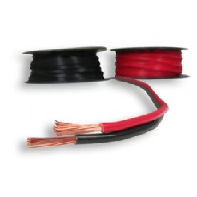 Wire Electric Single Core 6mmx30m Black (115853)