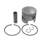 .030 Port Piston Kit for Johnson/Evinrude 439515, Vertex Pistons 2739030, Wiseco 3143P3 - Sierra (S18-4165)