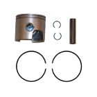 2 Ring .030 OS Bore Inline Piston Kit - Sierra (S18-4625)