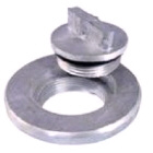 Bung & O Ring Cast Alloy T/S 192402 (192404)