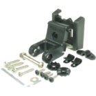 Trans Mount Hardware Transom With Kick Up (103731)