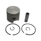 2 Ring .030 OS Bore Inline Piston Kit - Sierra (S18-4018)