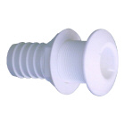 Skin Fitting Acetal 38mm Hose Tail (138248)
