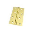Hinge Butt Brass 101x60mm Pr (193410)