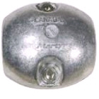 "Propeller Shaft Anode 2"" (191186)"