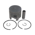 .030 OS Bore V6 Piston Kit - Sierra (S18-4644)