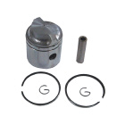 .030 OS Bore Inline Piston for Johnson/Evinrude 387661 - Sierra (S18-4062)