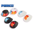 Perko Side Mount Navigation Lights White (401212)