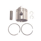 .030 OS Bore Inline Pistons for Johnson/Evinrude - Sierra (S18-4070)