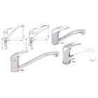 Tap Mixer Short Faucet Capri (134238)