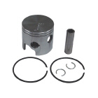 .015 OS Bore V6 Piston Kit - Sierra (S18-4012)