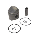 2 Ring .030 OS Bore Inline Piston Kit - Sierra (S18-4622)