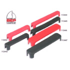 Cover Buss Bar 6 Way Red (113442)