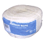 Silver Rope Anchor Coil 6mmx30m (144160)