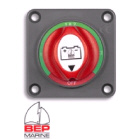 BEP Mini Four Position Battery Switch (113557)