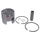 .030 OS Bore V-6 Piston Kit - Sierra (S18-4014)