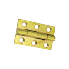 Hinge Butt Brass 38x22mm Pr (193402)