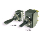 Toggle Switch - On/Off/On - Single Pole (114166)